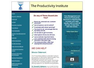 The Productivity Institute
