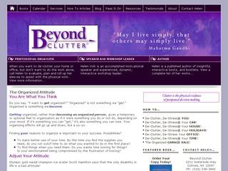 Beyond Clutter