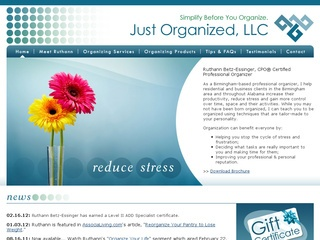 Just Organized, LLC