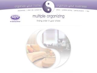 Multiple Organizing