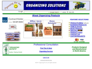 Organizing For You