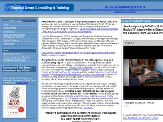 Randall Dean Consulting & Training