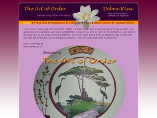 The Art of Order